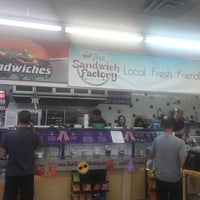 Photo taken at The Sandwich Factory by Guy J. on 6/20/2017