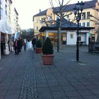 Photo taken at Salinplatz by Erica C. on 1/10/2014