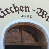 Photo taken at Kirchen-Wirt by Erica C. on 6/6/2014