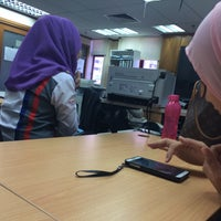 Photo taken at Prudential Assurance Malaysia Berhad, Damansara Intan by Iu S. on 3/11/2016