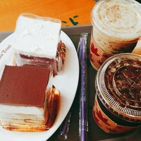 Photo taken at The Coffee Bean & Tea Leaf by 상아 김. on 9/30/2016