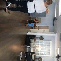 Photo taken at Seagate hair studio by Gabrielle L. on 6/16/2014