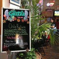 3/7/2013 tarihinde Mårten S.ziyaretçi tarafından Guero's Taco Bar'de çekilen fotoğraf