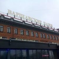 Das Foto wurde bei Варшавские бани von Elena am 1/6/2013 aufgenommen