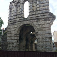 Photo taken at Palais Gallien by Jacob V. on 6/16/2016