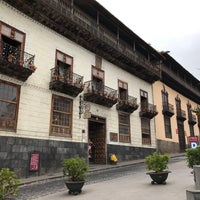 8/28/2017 tarihinde Mau C.ziyaretçi tarafından La Casa De Los Balcones'de çekilen fotoğraf
