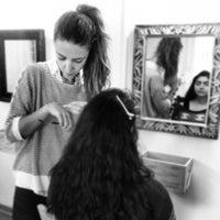Photo taken at FER •makeup&hair• by Caro R. on 11/15/2012
