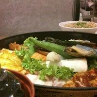 Photo taken at Sukishi BBQ by Sukrit P. on 12/28/2012