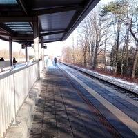 Photo taken at Bahnhof Bremerhaven-Lehe by Thibault C. on 2/9/2013