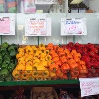 Photo taken at New World Market by Karen W. on 7/13/2014