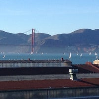 Photo taken at Fort Mason by Dan S. on 11/4/2012