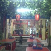 Photo taken at Bakmi Ayam & Chinese Food AKAI by Bambang R. on 12/11/2012