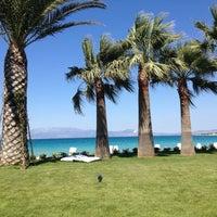7/23/2013 tarihinde Serkan K.ziyaretçi tarafından Boyalık Beach Hotel & SPA'de çekilen fotoğraf