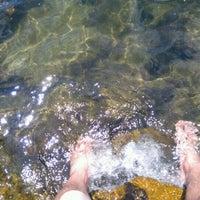 Photo taken at Playas Coveñas by Rodolfo C. on 9/4/2016