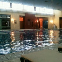Photo taken at Grand Hotel Plovdiv by Николай Ч. on 2/14/2013