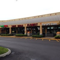 Photo taken at The UPS Store by Oussan on 10/8/2013