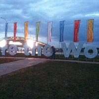Photo taken at Kazan-Arena by Aksinia on 7/10/2013