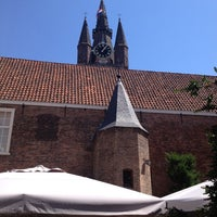 Photo taken at Restaurant De Prinsenkelder by Wil M. on 7/23/2014