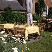 Photo taken at Restaurant De Prinsenkelder by Wil M. on 6/12/2014