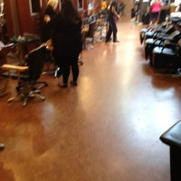 Photo taken at Cactus Salon by Gregory S. on 6/22/2013