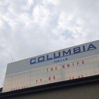 Das Foto wurde bei Columbiahalle von Monika Z. am 5/11/2013 aufgenommen