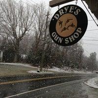 Photo taken at Drye's Gun Shop by Carol D. on 2/16/2013