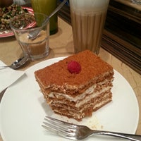 Photo taken at L'ETO Caffe by Humaid H. on 6/9/2013