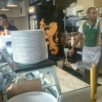 Photo taken at Del Fornaio Pizzeria by Karl R. on 10/4/2015