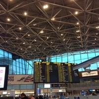 Photo taken at Helsinki Airport (HEL) by Kirsi K. on 11/22/2013