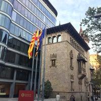 Photo taken at Diputació de Barcelona by Angel S. on 10/24/2017