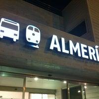 Photo taken at Estación Intermodal de Almería by Víctor y Frank L. on 6/15/2013