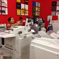 Photo taken at Office Depot by MKTG on 11/1/2013