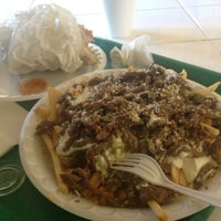 Photo taken at Don Pedro Taco Shop by Sammy M. on 3/10/2013
