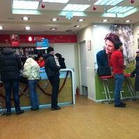 Photo taken at Салон-магазин МТС by Luidmila B. on 12/12/2012