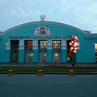 Photo taken at Спортивный плавательный комплекс ЦСКА by Александр З. on 8/21/2013