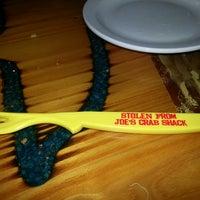 Photo taken at Joe's Crab Shack by Sydney K. on 6/3/2013