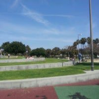 Photo taken at Mission Bay Park by India G. on 3/26/2013
