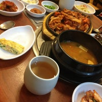Photo taken at 전주맛집 by roh n. on 1/7/2013
