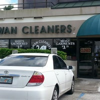 Photo taken at Swan Cleaners by Edixon R. on 9/28/2013