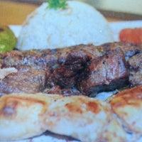 Photo taken at Mabsut Lebanese Kitchen by Edixon R. on 1/27/2014