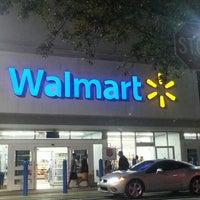 Photo taken at Walmart Supercenter by Edixon R. on 11/24/2012