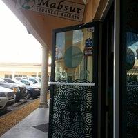 1/27/2014에 Edixon R.님이 Mabsut Lebanese Kitchen에서 찍은 사진