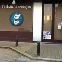 Photo taken at De Goeie Goeste by Johan V. on 10/21/2012