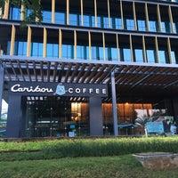 Foto scattata a Caribou Coffee da Danny K. il 8/9/2018