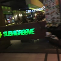 Photo taken at SushiGroove by Danny K. on 11/16/2017