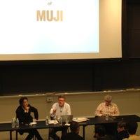 Photo taken at MIT 10-250 (Huntington Hall) by Yang on 10/25/2012