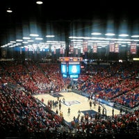 Photo taken at McKale Center by Jennifer V. on 3/9/2013