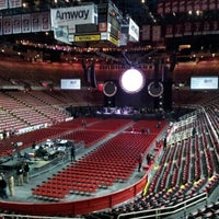 Photo taken at Joe Louis Arena by John P. on 11/25/2012