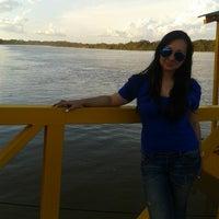 Photo taken at Puerto Gaitán by Milena R. on 11/7/2013