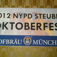 Photo taken at NYPD - 107th Precinct by Peter S. on 10/12/2012